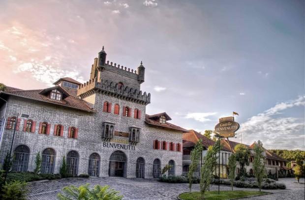 Foto Pousada Castello Benvenutti