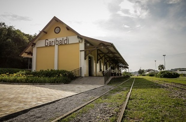Foto Estação Férrea