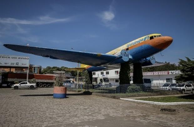 Foto Posto do Avião