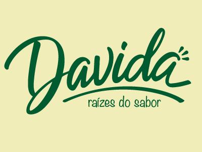 Logotipo Davida - Raízes do Sabor