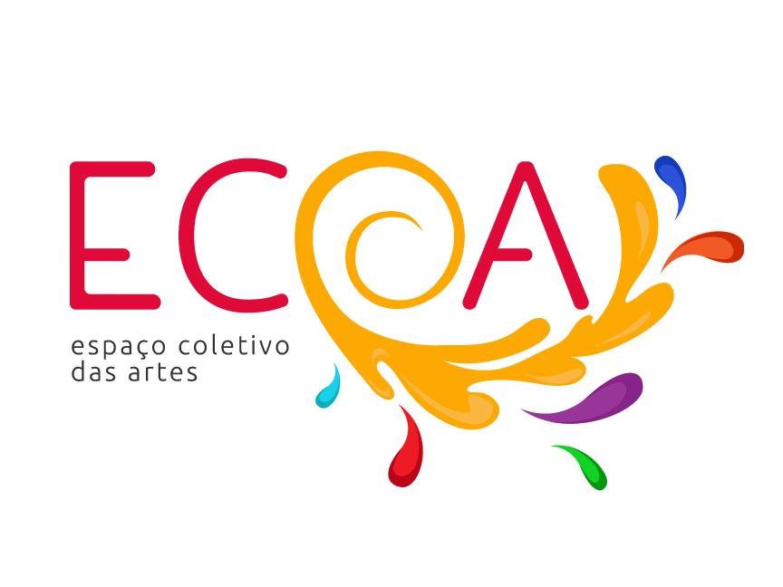 Logotipo Espaço Coletivo das Artes