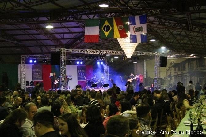 Foto Festival Colonial Italiano celebra os costumes da imigração