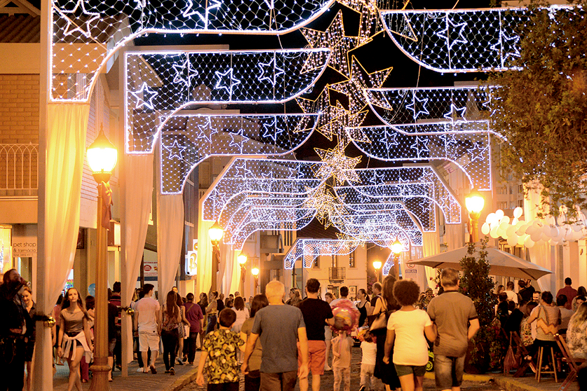 Foto Noite Branca será no dia 12 de dezembro