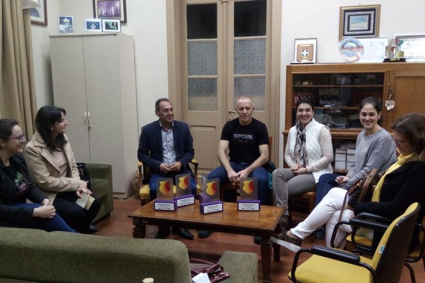 Foto Rota de Compras realiza reunião de alinhamentos para fortalecimento do turismo