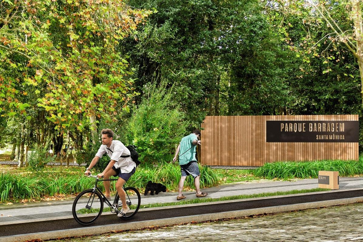 Foto Projeto executivo do Parque Barragem é apresentado