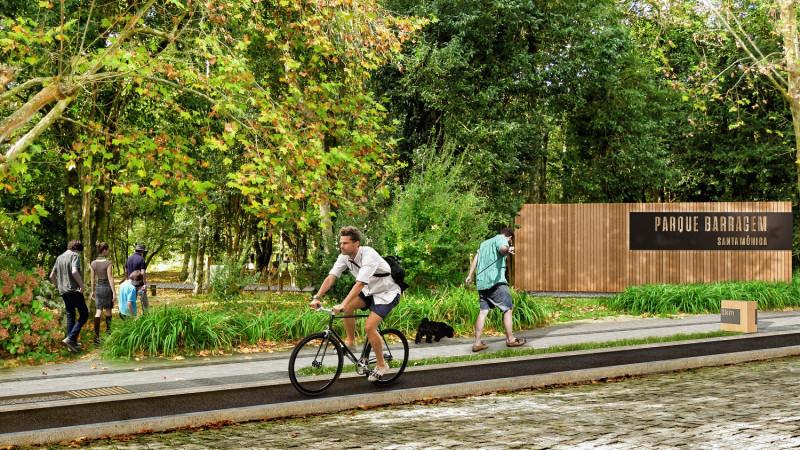 Foto de capa Projeto executivo do Parque Barragem é apresentado