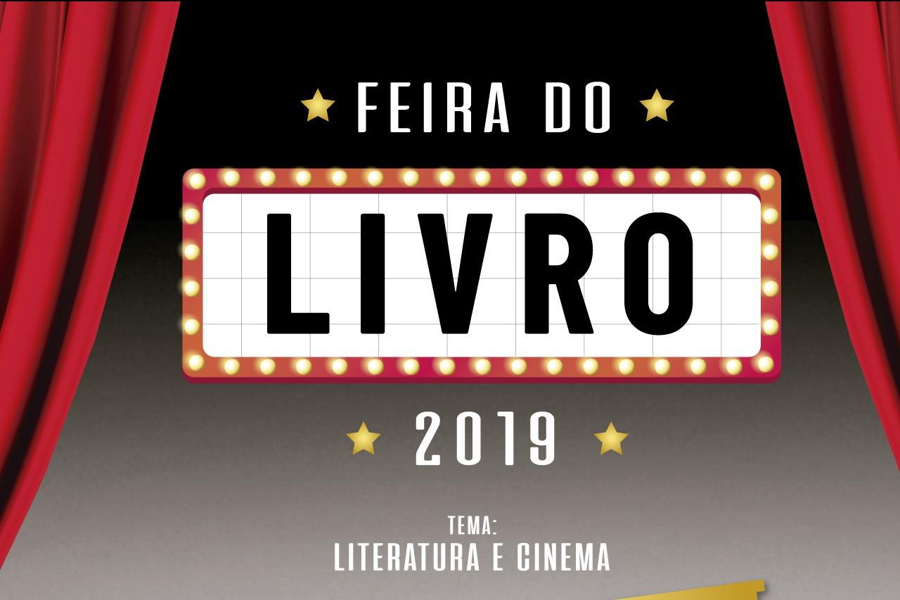 Foto Feira do Livro 2019 divulga a programação