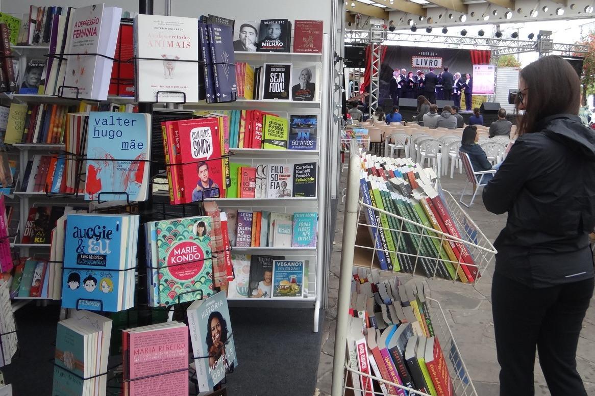 Foto Feira do Livro 2019 encerra com sucesso