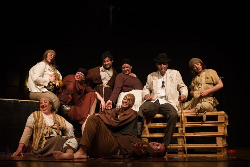 Foto de capa Cia Teatral Acto estreia nova peça teatral