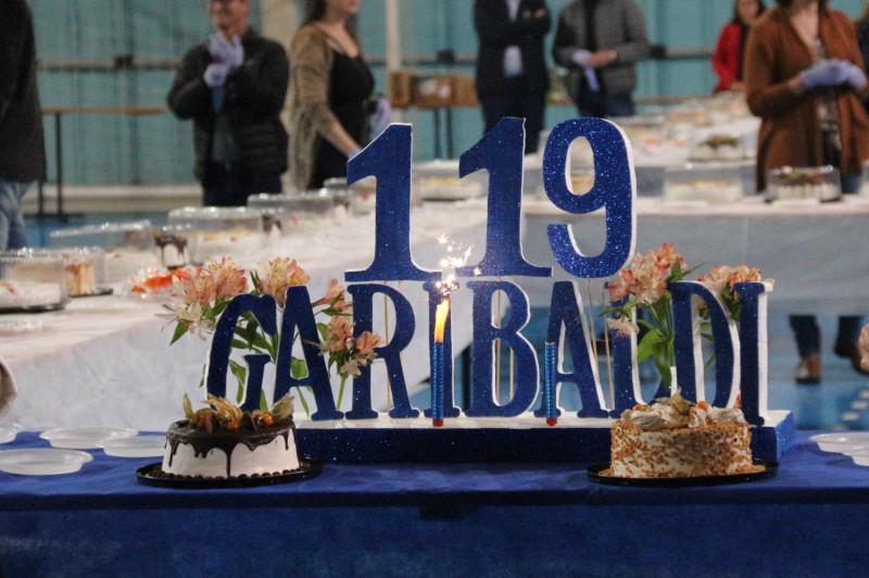 Foto de capa Garibaldi comemorou 119 anos com celebração religiosa, bolo e show