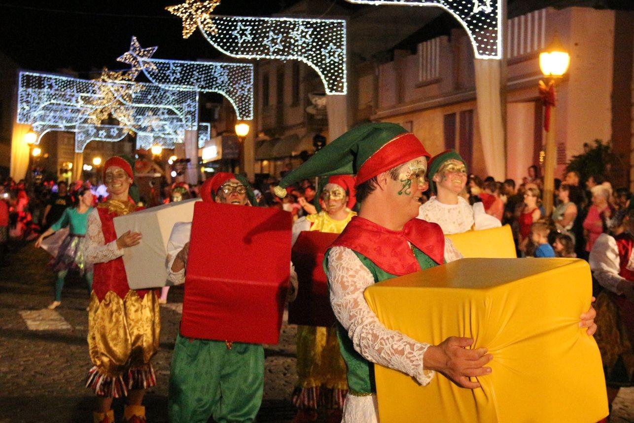 Foto Acendimento das luzes natalinas terá Desfile Inclusivo da Apae