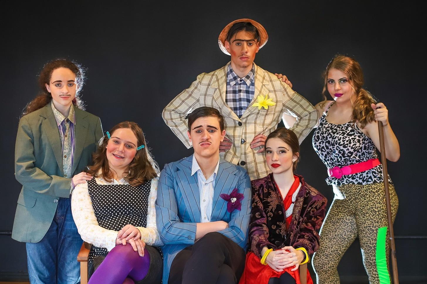 Foto Cia Teatral Acto apresenta mostra de Teatro em Garibaldi