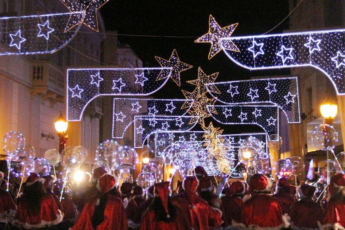 Foto Intensa programação do Natal Borbulhante inicia nesta terça