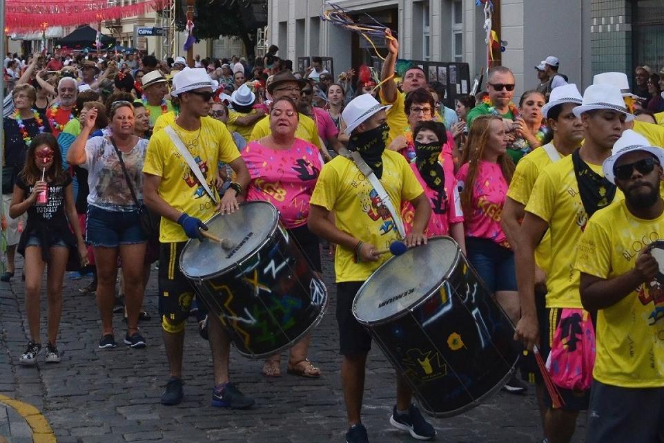 Foto Alterações de trânsito para a realização do Carnaval Retrô