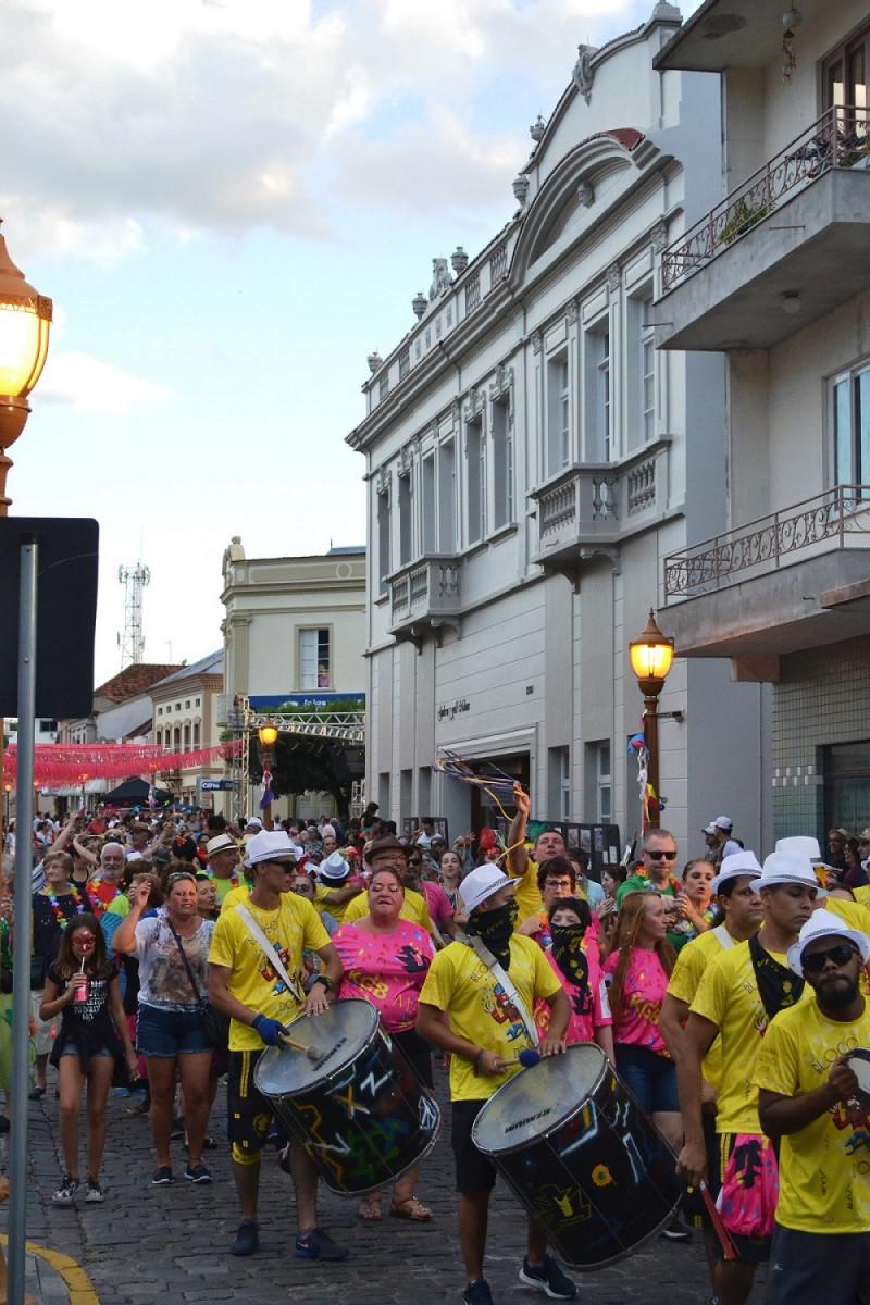 Foto de capa Alterações de trânsito para a realização do Carnaval Retrô