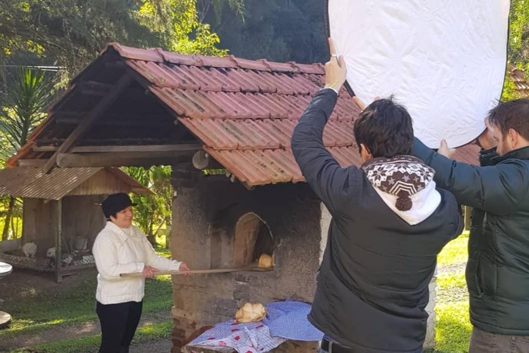 Foto Vídeo institucional turístico de Garibaldi será lançado na próxima semana
