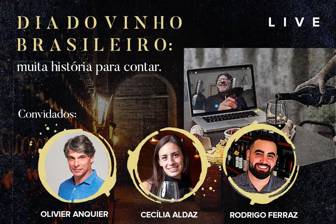 Foto Live brinda o Dia do Vinho e lança ação nacional