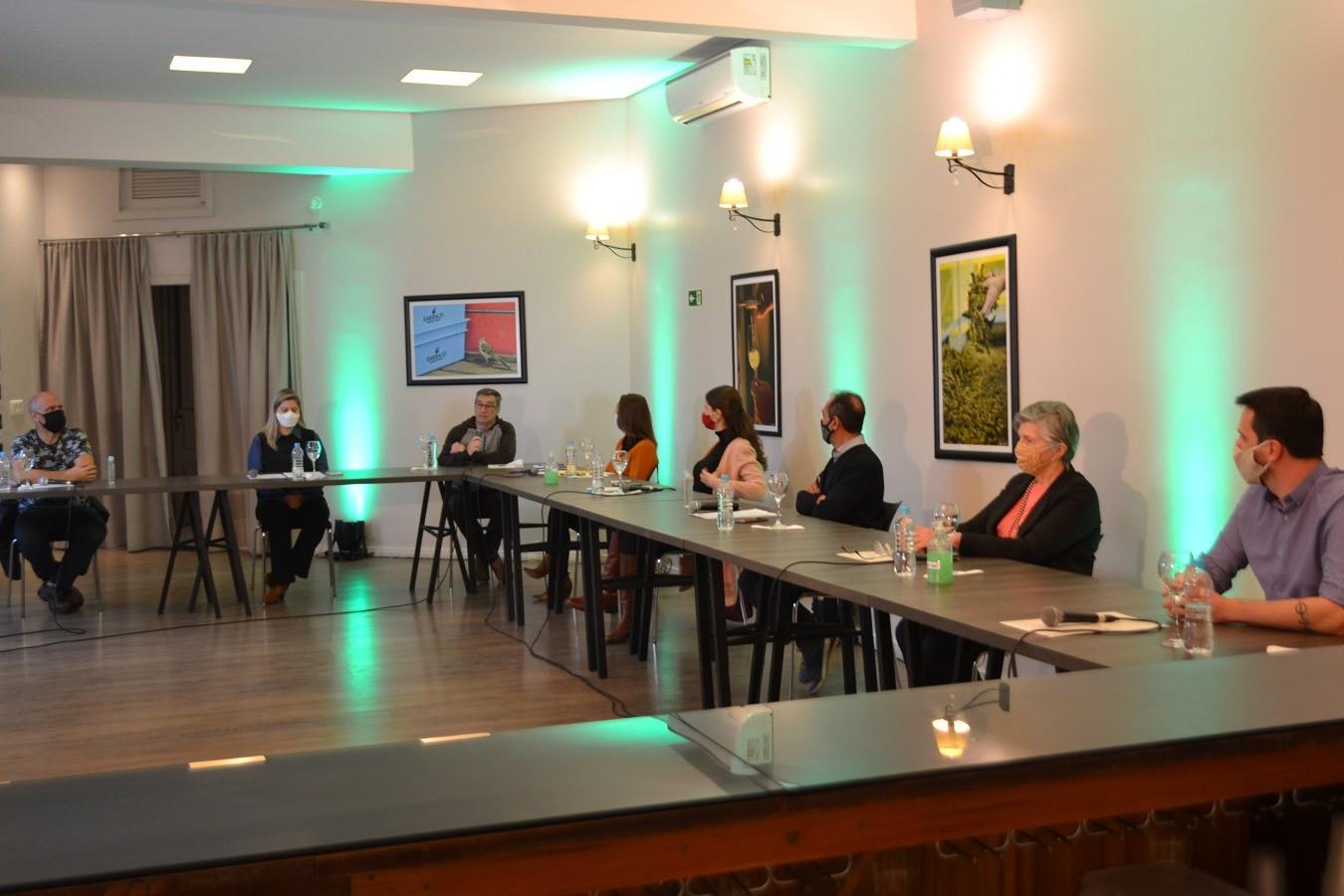 Foto Plano Estratégico de Retomada do Turismo em Garibaldi será apresentado em live