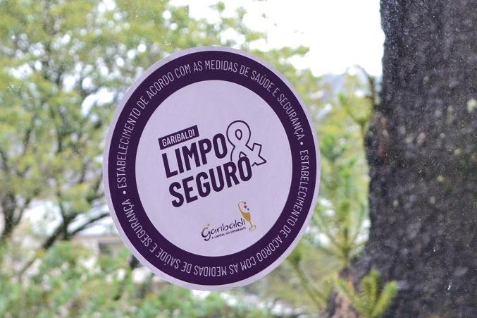 Foto Empreendimentos turísticos recebem Selo Empreendimento Limpo e Seguro de Garibaldi