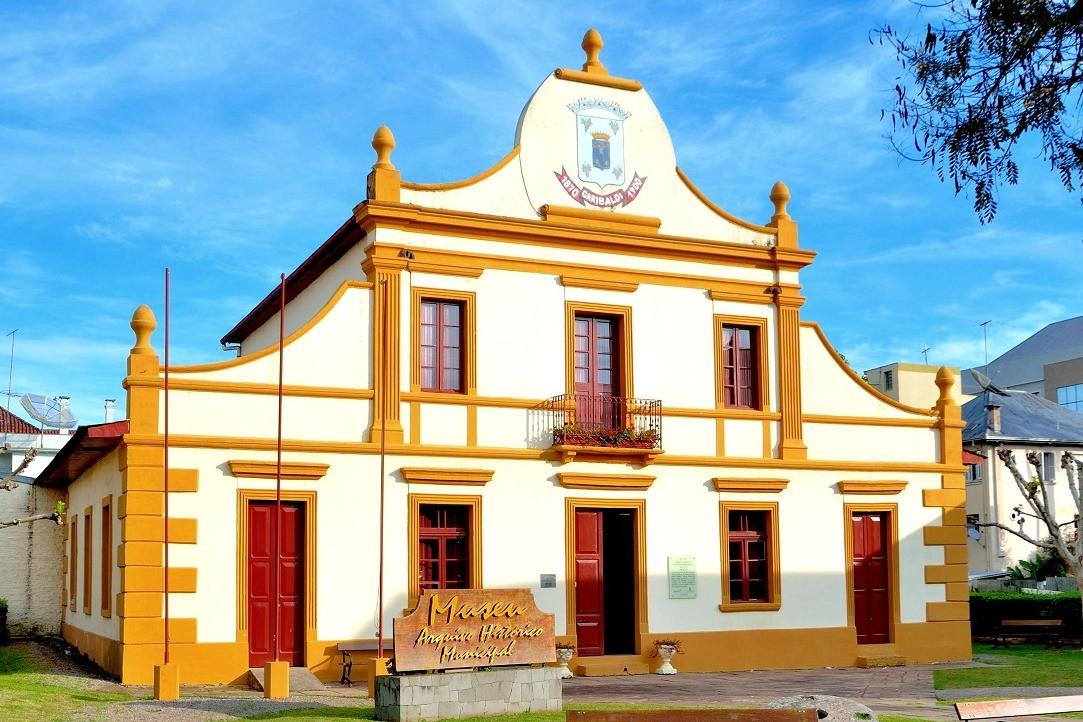 Foto Museu Municipal e Arquivo Histórico retomam atendimento presencial