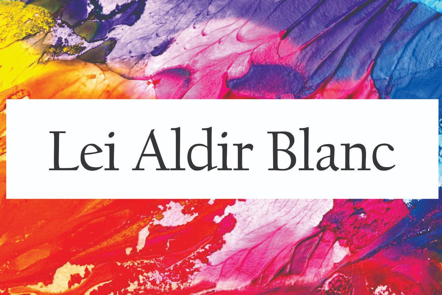 Foto Publicado edital da Lei Aldir Blanc em Garibaldi