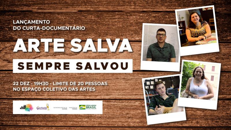 Foto de capa ECOA terá sessão de estreia de curta-documentário
