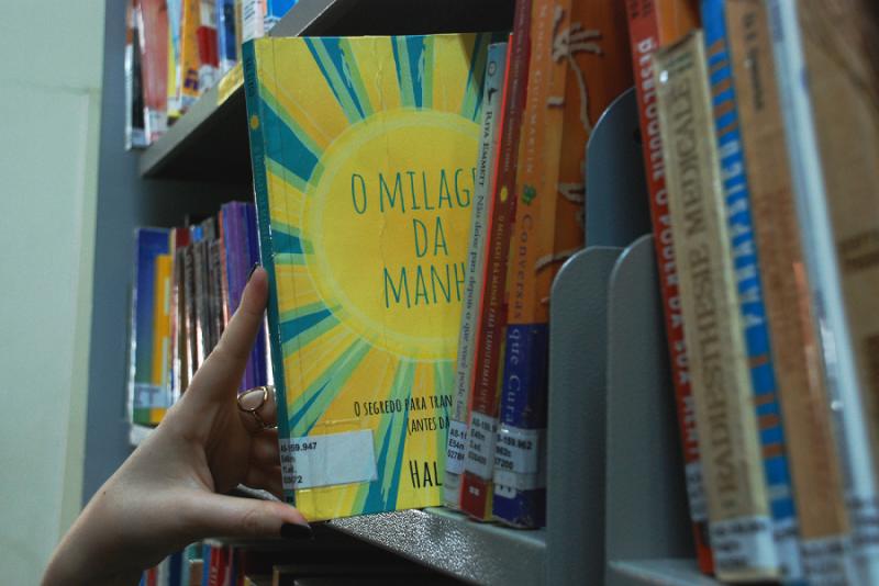 Foto de capa Conheça os 10 livros mais lidos em Garibaldi em 2020