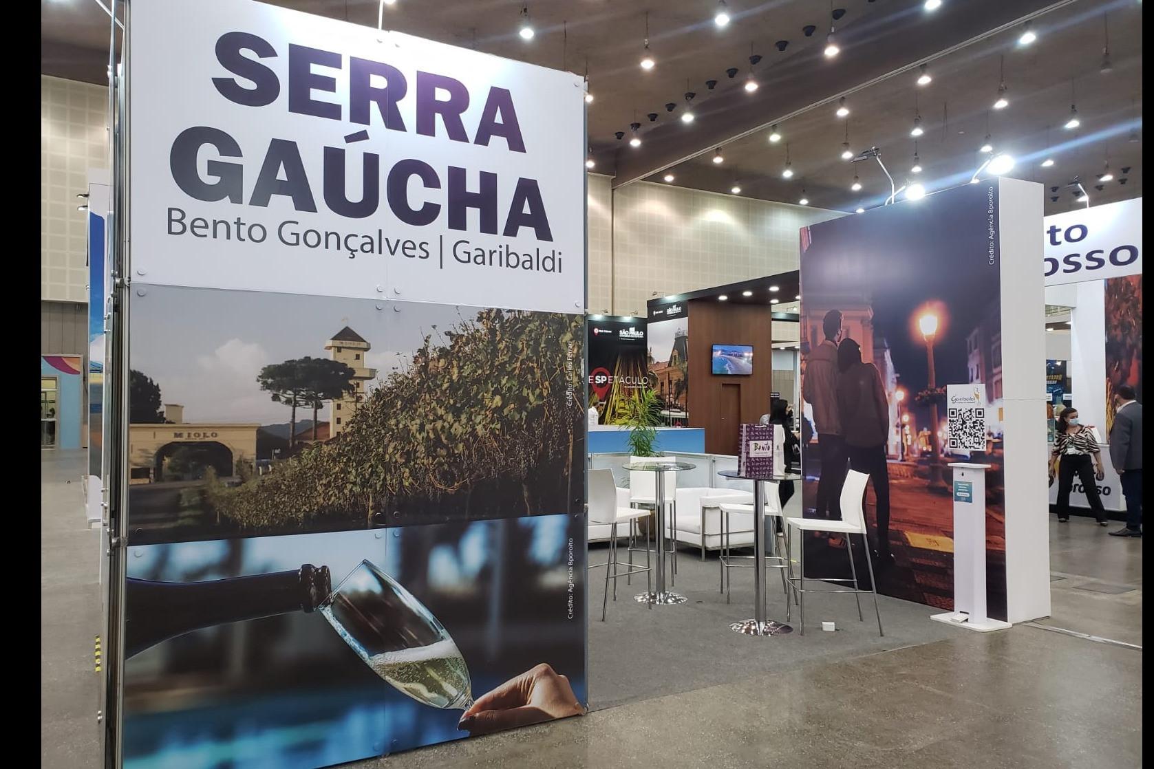 Foto Garibaldi integra a ABAV Expo 2021