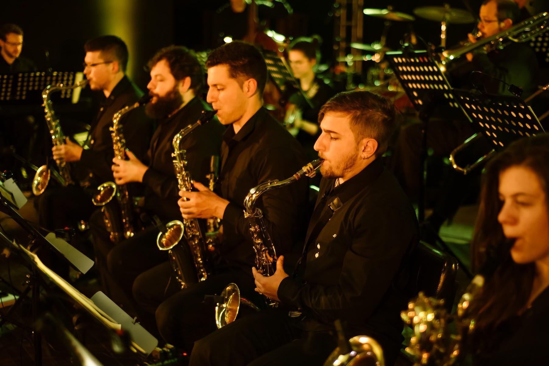 "Foto Orquestra Municipal de Garibaldi apresenta concerto ""Jazz Tango"""