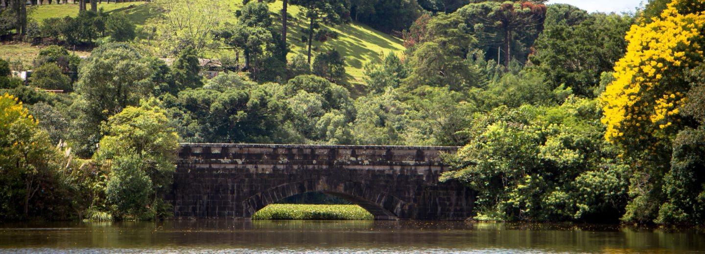 Foto da rota Passeio da Barragem